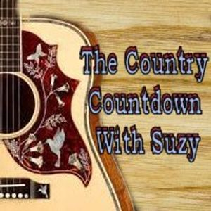 The Country Countdown With Suzy - Mar 23, 2016