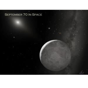 September 70 In Space