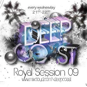 DeepCoast - Royal Session 09 @ Royal Radio (2011-06-15)