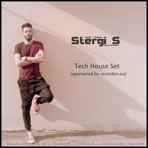 Tech House Set - Stergi S (April 2015)