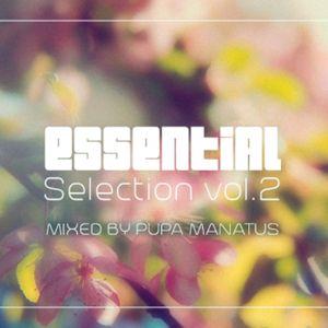 Pupa Manatus - Essential Selection Vol.2 2016