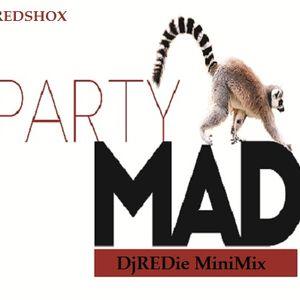 DjREDie - PartyMad MiniMix