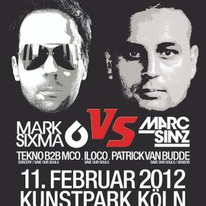 Marc Simz @ Save Our Souls Vol. 12 (11.02.2012)
