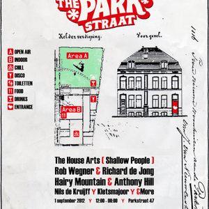 Shallow People @ De Parkstraat 1/9/12