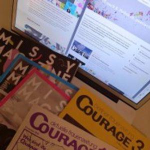 Missy Radio #34 Feministische Publikationsformate von Courage und Spare Rib (2016-10-23)