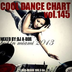 COOL DANCE CHART VOL.145 (BEST IN MIAMI 2013)