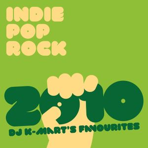 2010 pop/indie/rock favourites