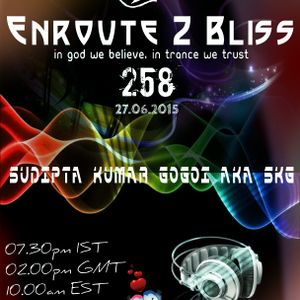 Enroute 2 Bliss Ep-258 - 27.06.2015