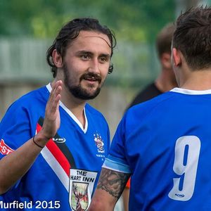 Whitby Town v Grantham Town- 10/10/15- Full match replay
