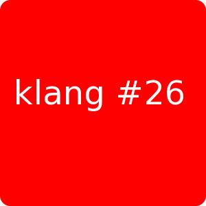 klang#26