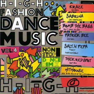High fashion dance music vol 4 1989 cara a mezclado for Dance music 1989