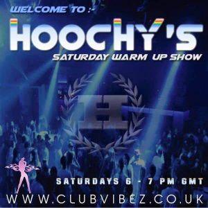 Hoochy Saturday Warm up show 18/6/16