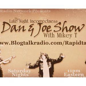The Dan & Joe show - The Man Card mini Series p2 - Alcohol