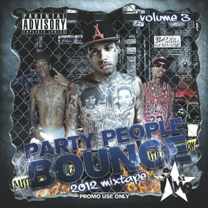 "dj.Mo™ - Party People Bounce RnB Hip-Hop ""2012"" MIXTAPE vol.3"