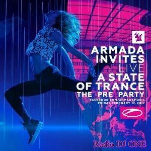 Dan Stone Live @ ASOT 800 Pre-Party Amsterdam (17-02-2017)
