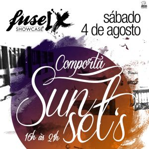 "Nox - Live @ Comporta Café ""Sunset"" 04.08.12"