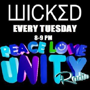 PLURadio LIVE 14-7-2015 - David 'Wicked' White The Dave Fest Mix