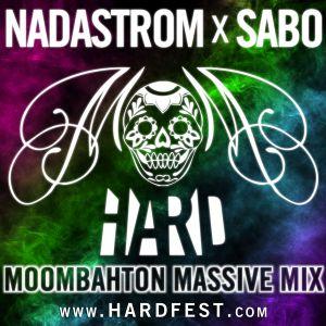 Nadastrom x Sabo - HARDFEST Miami Moombahton Massive Mix '12