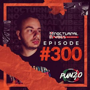 Nocturnal Vibes Radio Show #300