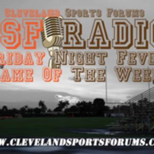 Cleveland Super Fans 8/10/2011
