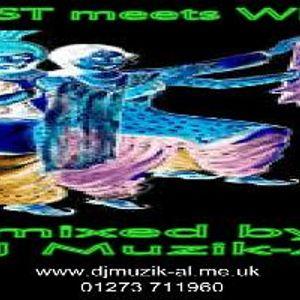 DJ Muzik-AL - East Meets West