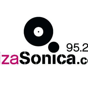 Antony PL @ Ibiza Sonica Radio 26/11/12