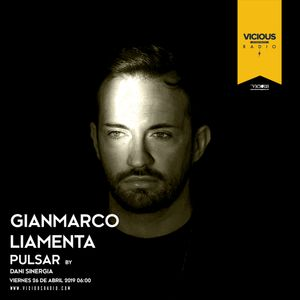 Pulsar by Dani Sinergia #123 Special Guest Gianmarco Limenta (19 - 04 - 2019) Pulsar Radio Show
