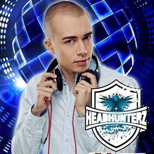 Headhunterz @ Fear FM Awards 2010