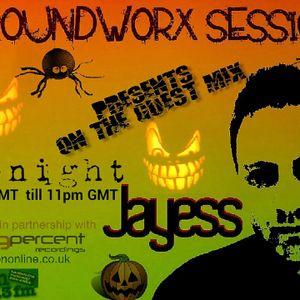 Groundworx Radio feat: JAYESS