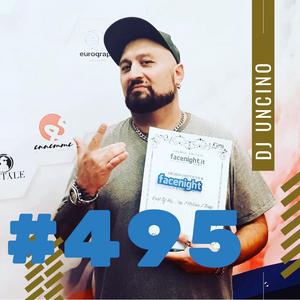 Facenight #495 Dj Uncino (Best Dj Hip Hop / Urban/ Trap