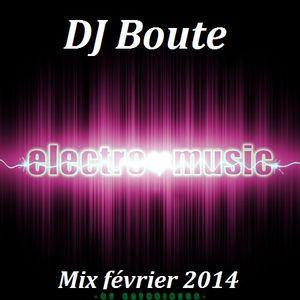 DJ Boute mix février 2014