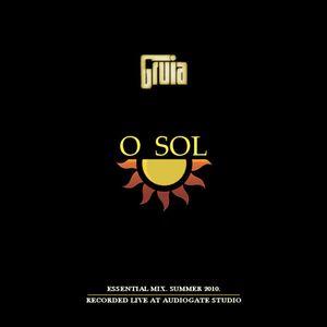 Gruia - O Sol (Promo Mix) - Recorded live at AudioGate Studio