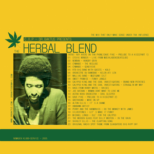 DJ Baz - The Herbal Blend (The mix that only makes sence under the influence)