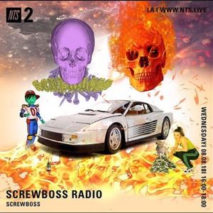 Screwboss Radio - 8th August 2018