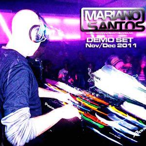 Mariano Santos @ DEMO SET November - December 2011