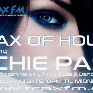 Richie Pask's Trax Of House Sessions Replay On www.traxfm.org - 27th June 2017