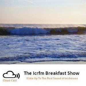 The Icrfm Breakfast Show (Fri 9th Sept 2011)