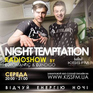 05.02.14 Night Temptation Radioshow DJ Romantic and DJ Indigo Part 1 # 33