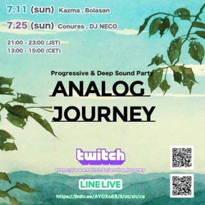 Analog Journey 11.July.2021