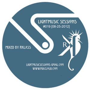 LightMusic Sessions #019 (08-25-2012)