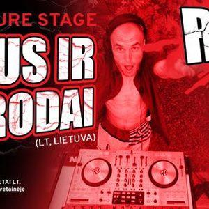 REVOLUTION FESTIVAL PODCAST #6: Bulvius ir Elektrodai Promo mix