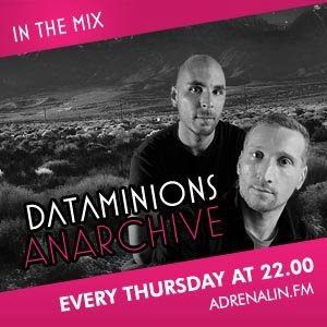 Dataminions - February Up & Down Mix @ Anarchive #05