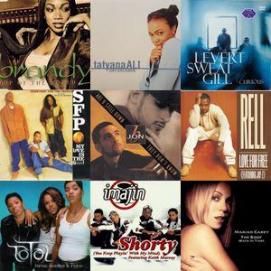 Old School RnB Anthems : 1998