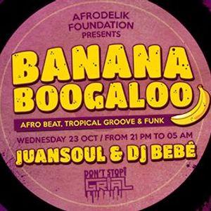 Banana Boogaloo @ Grial Ibiza Vol.1 / 23-10-2013