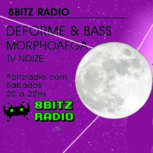Deforme & Bass #33, at 8Bitz Radio