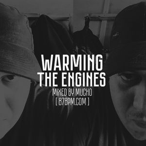 """Warming the engines"" by Mucho live @ 87bpm.com"