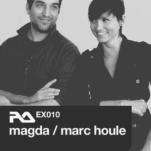 Magda & Marc Houle - Resident Advisor Exchange RA.EX#010 - 2012-12