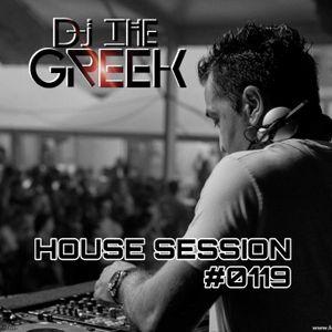 DJ-THE GREEK @ HOUSE SESSION #0119