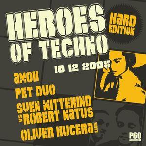 PET Duo @ Heroes Of Techno (10-12-2005)