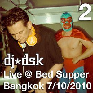 live funk mix @ Bed Supper Club, Bangkok - 2010